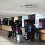 【台湾】桃園空港から台中市内へは1860国光客運バスがおすすめ
