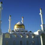 【カザフスタン】アスタナ観光 ヌル・アスタナ・モスク