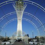 【カザフスタン】アスタナおすすめの未来都市バイテレク