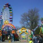 【ロシア】ウラジオストクの観光地 カルセリ遊園地