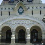 【ロシア】ウラジオストクの観光地 ウラジオストク駅