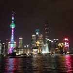【中国】上海のおすすめ夜景スポット外灘(The Bund)