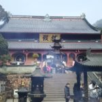 【中国】寧波おすすめ観光スポット阿育王寺
