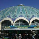 【ウズベキスタン】タシケント観光チョルスーバザールへ行こう