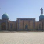 【ウズベキスタン】タシケント観光ハズラティイマームモスク