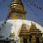 【ネパール】カトマンズ観光世界遺産おすすめのスワヤンブナート