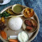 【ネパール】カトマンズでネパールグルメおすすめのダルバートダルカリ
