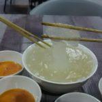 【ブルネイ】ブルネイ伝統料理アンブーヤを食べてみた