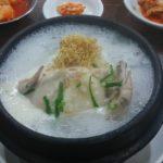 【韓国】韓国で大ブームのサムゲタンについて