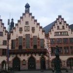 【ドイツ】フランクフルト観光おすすめのレーマー広場