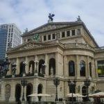 【ドイツ】フランクフルト観光おすすめの旧オペラ座
