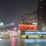 台湾の天気と女心は変わりやすい