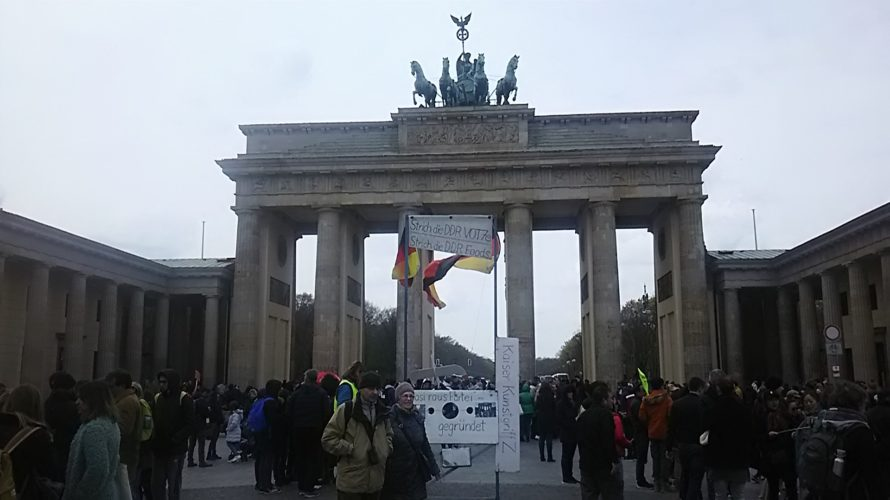【ドイツ】ベルリンおすすめ観光ブランデンブルク門