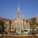 【スペイン】バルセロナ観光おすすめ世界遺産のサンパウ病院