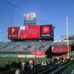 【アメリカ】エンゼルススタジアムアナハイムで大谷翔平選手を応援しよう!