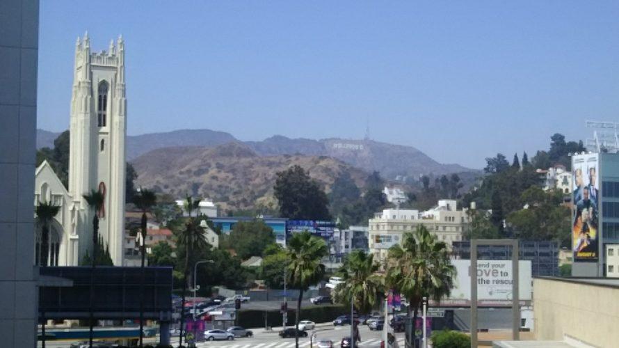 【アメリカ】ハリウッドサインを見るならココへ行こう!