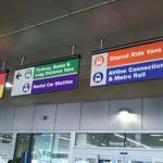 【アメリカ】ロサンゼルス空港からダウンタウンへはバスがおすすめ