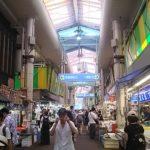 【日本】金沢近江町市場で食べた新鮮な魚介類